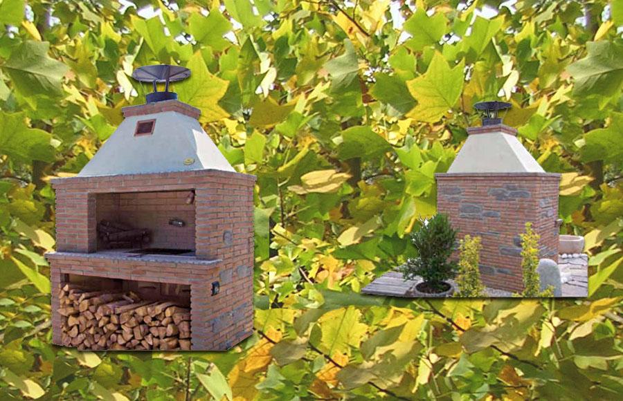 Fratelli Giannini > Realizzazione barbecue artigianali ...